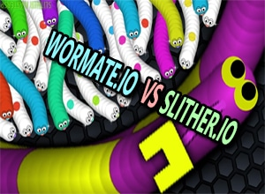 Photo of Wormate.io Vs Slither.io