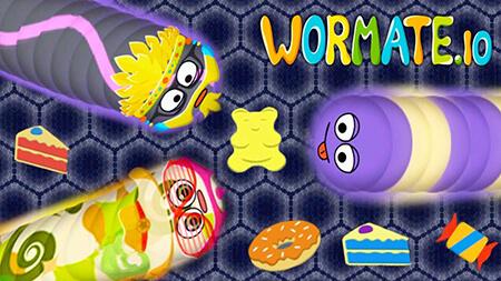 wormate.io skins 2018