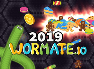 wormate.io game 2019